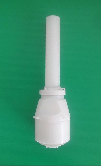 החלפת מנגנון 2 צינוריות בניאגרה סמויה גרואה